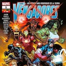 Cómics: LOS VENGADORES 1 LOS VENGADORES V4 100. Lote 276572523