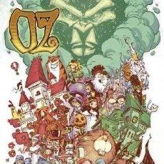 Cómics: CLASICOS ILUSTRADOS MARVEL OZ. INTEGRAL Nº 1 - PANINI - CARTONE - IMPECABLE - SUB02F. Lote 276611458