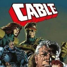 Cómics: COL. 100 % MARVEL HC CABLE. ORIGEN - PANINI - CARTONE - IMPECABLE - SUB02F. Lote 276611658