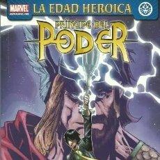 Cómics: PRINCIPE DEL PODER - LA EDAD HEROICA - PANINI - MUY BUEN ESTADO - SUB02F. Lote 276623098