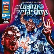 Comics : LOS 4 FANTASTICOS 27 (127). Lote 276713013