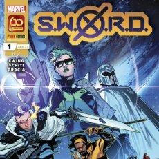 Comics : S.W.O.R.D. 1. PANINI.. Lote 276774218