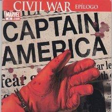 Cómics: MARVEL FACSÍMIL # 10 - CAPITAN AMERICA CIVIL WAR - VOL 5 # 25 - PANINI #. Lote 276813843