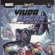 Cómics: MARVEL IMPACT - VIUDA NEGRA Y LAS CHICAS MARVEL - PANINI #. Lote 276814338