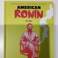 Cómics: AMERICAN RONIN 1. ÍNCUBO - MILLIGAN, ACO, LORENZO, WHITE - PANINI. Lote 276907253