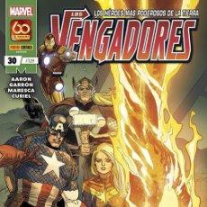 Fumetti: LOS VENGADORES 30 (129). Lote 276930258