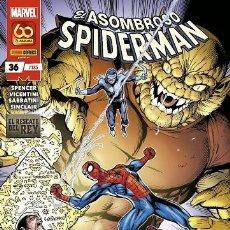 Fumetti: EL ASOMBROSO SPIDERMAN 36 (185). Lote 276934793