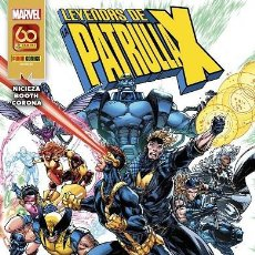 Fumetti: LEYENDAS DE LA PATRULLA-X: EL TERCER HERMANO SUMMERS. Lote 276936173