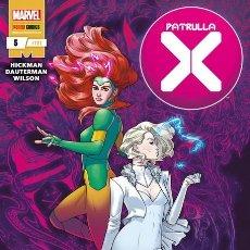 Cómics: PATRULLA-X 05 LA IMPOSIBLE PATRULLA-X 101. Lote 276948643