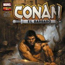 Fumetti: CONAN EL BARBARO 8. Lote 276949418