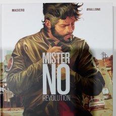 Cómics: MISTER NO REVOLUTION. CALIFORNIA - MASIERO, AVALLONE - PANINI / SERGIO BONELLI EDITORE. Lote 276988818