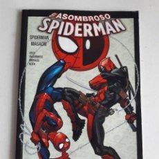Comics: EL ASOMBROSO SPIDERMAN N 118 LOMO ROJO SERIE ACTUAL MUY BUEN ESTADO. Lote 277079368