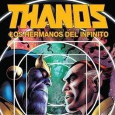 Fumetti: THANOS: LOS HERMANOS DEL INFINITO (2018). MARVEL OGN ALAN DAVIS Y JIM STARLIN. Lote 277087693