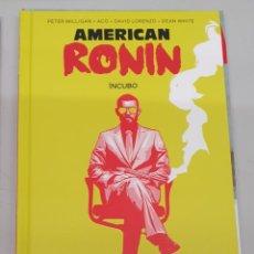 Cómics: AMERICAN RONIN : INCUBO / PETER MILLIGAN - ACO / PANINI. Lote 277128768