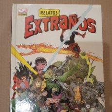 Cómics: RELATOS EXTRAÑOS MARVEL. Lote 277130433