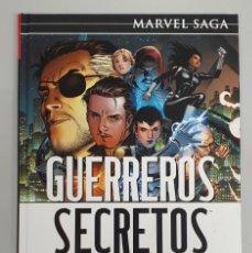 Cómics: GUERREROS SECRETOS Nº 1 : NICK FURIA , AGENTE DE NADA - MARVEL SAGA / BENDIS - HICKMAN / PANINI. Lote 277147613