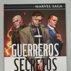 Cómics: GUERREROS SECRETOS Nº 2 : DIOS DEL MIEDO , DIOS DE LA GUERRA - MARVEL SAGA / BENDIS - HICKMAN/PANINI. Lote 277147708