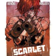 Cómics: SCARLET (ALEX MALEEV, BRIAN MICHAEL BENDIS). Lote 277177383