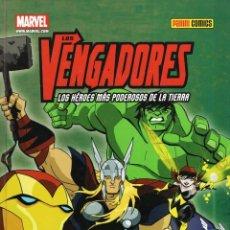 Cómics: LOS VENGADORES UN DIA COMO NINGUN OTRO - PANINI - CARTONE - BUEN ESTADO. Lote 277207043