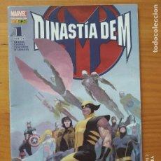 Cómics: DINASTIA DE M Nº 1 - MARVEL - PANINI (GF). Lote 277256173