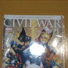 Fumetti: CIVIL WAR Nº 1 PANINI MUY BUEN ESTADO. Lote 277594623