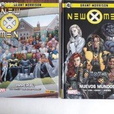 Cómics: NEW X-MEN TOMO 3 Y 4 NUEVOS. Lote 277700563