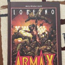 Cómics: TOMO TAPA DURA. LOBEZNO: ARMA X. BEST OF MARVEL ESSENTIALS.. Lote 277716833