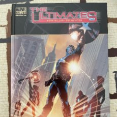 Cómics: THE ULTIMATES. SUPERHUMANOS. TOMO TAPA DURA MARVEL DELUXE.. Lote 277722408