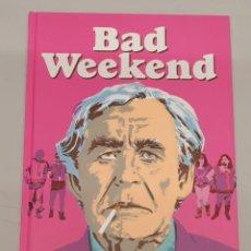 Cómics: BAD WEEKEND / ED BRUBAKER - SEAN PHILLIPS / EVOLUTION COMICS. Lote 277756603