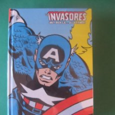 Comics : LOS IMBASORES TOMO 1 MARVEL LIMITED EDITION PANINI. Lote 278187553