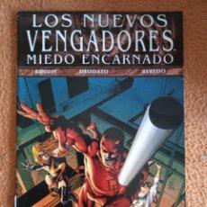 Cómics: LOS NUEVOS VENGADORES - VOL.2 - Nº 14 - MIEDO ENCARNADO - PANINI -. Lote 278233983