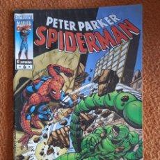 Cómics: PETER PARKER SPIDERMAN 6 PANINI. Lote 278235273