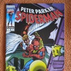 Cómics: PETER PARKER SPIDERMAN 5 PANINI. Lote 278235968