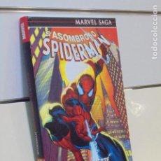 Cómics: MARVEL SAGA EL ASOMBROSO SPIDERMAN Nº 3 VIDA Y MUERTE DE LAS ARAÑAS CARTONÉ MARVEL - PANINI OFERTA. Lote 278520568