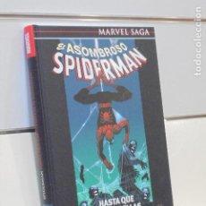 Cómics: MARVEL SAGA EL ASOMBROSO SPIDERMAN Nº 2 HASTA QUE LAS ESTRELLAS SE... CARTONÉ MARVEL - PANINI OFERTA. Lote 278522158