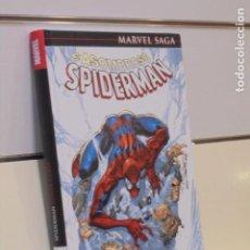 Cómics: MARVEL SAGA EL ASOMBROSO SPIDERMAN Nº 1 VUELTA A CASA CARTONÉ MARVEL - PANINI OFERTA. Lote 278522588