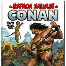 Cómics: LA ESPADA SALVAJE DE CONAN 6. MARVEL LIMITED EDITION. PANINI. NUEVO. RETRACTILADO.. Lote 278929433