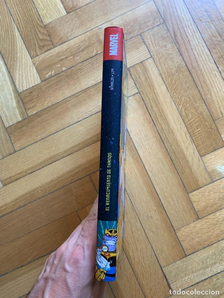 Cómics: El Renacimiento de Thanos - Colección Jim Starlin - Foto 2 - 279441523