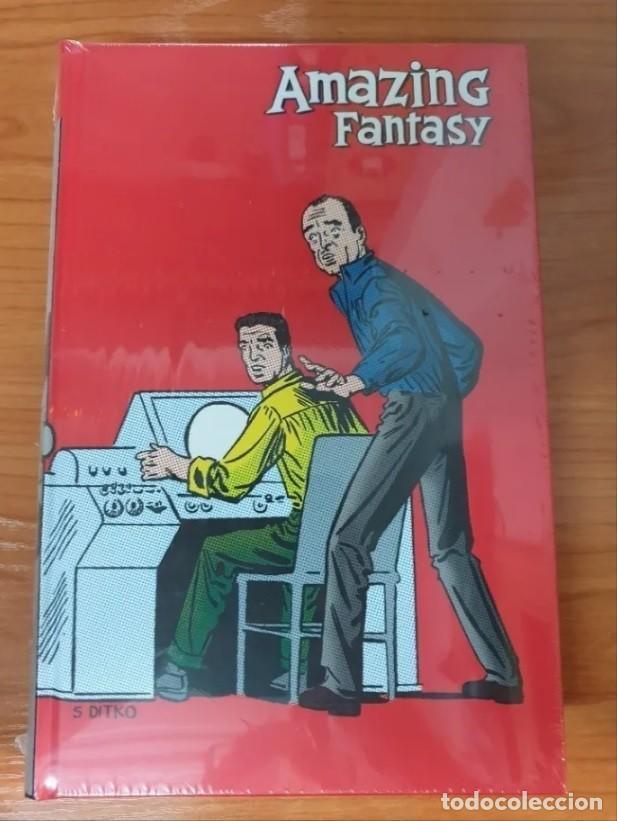 MARVEL LIMITED EDITION - AMAZING FANTASY - PANINI SD + ENVÍO GRATIS (Tebeos y Comics - Panini - Marvel Comic)
