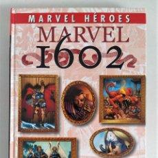 Cómics: MARVEL 1602 (NEIL GAIMAN & ANDY KUBERT) - MARVEL HÉROES # 42 ~ PANINI (2012)9.95. Lote 280118813