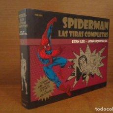 Cómics: STAN LEE & JOHN ROMITA - SPIDERMAN - TIRAS COMPLETAS - VOLUMEN 1. (1977-1979) - MARVEL / PANINI 2007. Lote 280865348