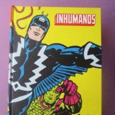 Cómics: LOS INHUMANOS MARVEL LIMITED EDITION PANINI ¡¡¡EXCELENTE ESTADO!!!!. Lote 281802558