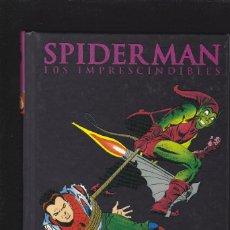 Cómics: SPIDERMAN LOS IMPRESCINDIBLES - 6 DE 8 + COMIC DE REGALO - EL REGRESO DEL DUENDE VERDE - PANINI. Lote 281870163