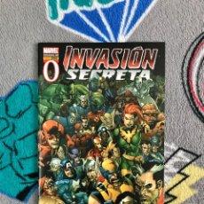 Cómics: INVASIÓN SECRETA 0 - PANICI COMICS. Lote 282201558