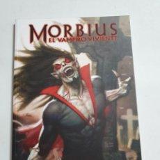 Comics: MORBIUS VIEJAS HERIDAS TOMO PANINI ESTADO NUEVO DE LIBRERIA MAS ARTICULOS. Lote 282270028