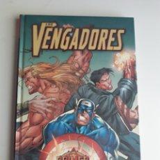 Cómics: LOS VENGADORES. PRIMER SIGNO. TOMO CARTONE. ¡ NUEVO!. Lote 283216993