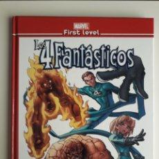 Cómics: FIRST LEVEL. LOS 4 FANTASTICOS. UNO PARA TODOS. TOMO CARTONE. EXCELENTE ESTADO. Lote 283289888