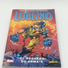 Comics : LOBEZNO EL REGRESO DE ARMA-X MARVEL PANINI COMICS. Lote 283374073