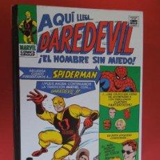 Cómics: AQUÍ LLEGA DAREDEVIL ¡EL HOMBRE SIN MIEDO! - COMIC MARVEL DAREDEVIL Nº 1 - PANINI 2015.. Lote 283445673