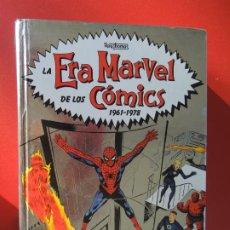 Cómics: LA ERA MARVEL DE LOS CÓMICS 1961-1978 - ROY THOMAS - TASCHEN - MARVEL 2020.. Lote 283452103